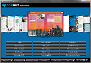 Screenshot of Speakout app running on Windows operating system